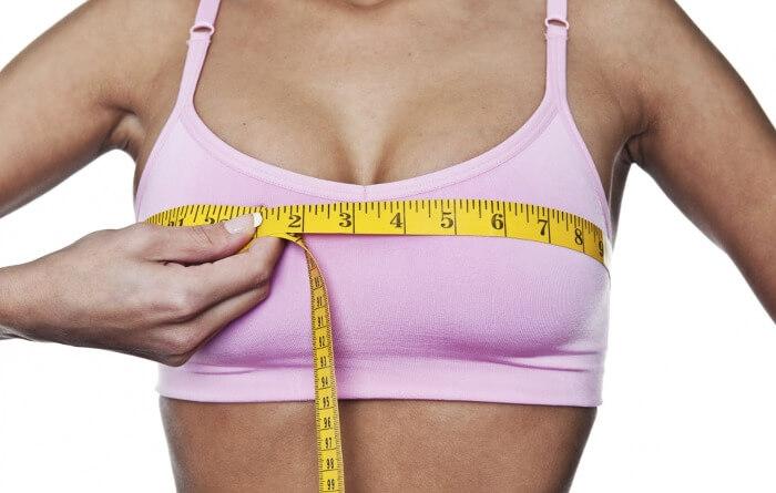 Aumentare seno naturalmente