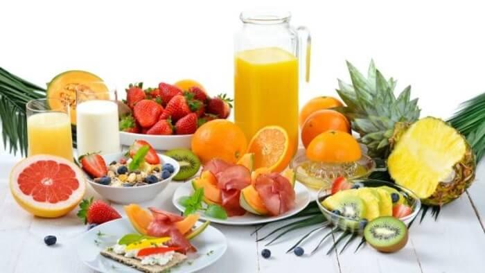 Combinare correttamente cibo e salute