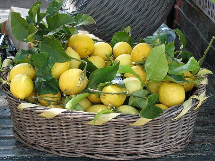 Limone rimedi naturali