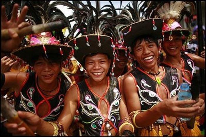 Indigeni non hanno carie ai denti