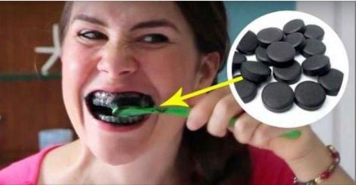 Denti bianchi in 3 minuti