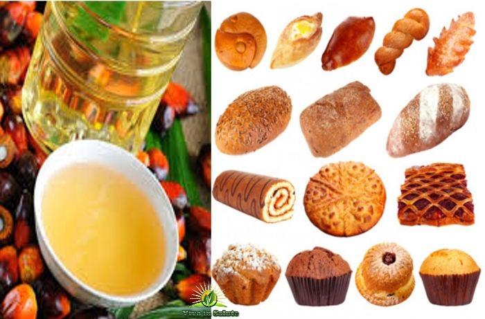 Olio di palma è cancerogeno e tossico
