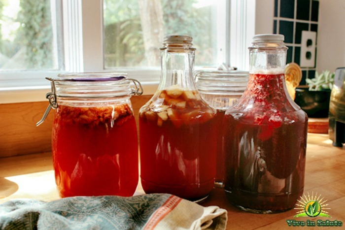 Bevanda gustosa probiotica