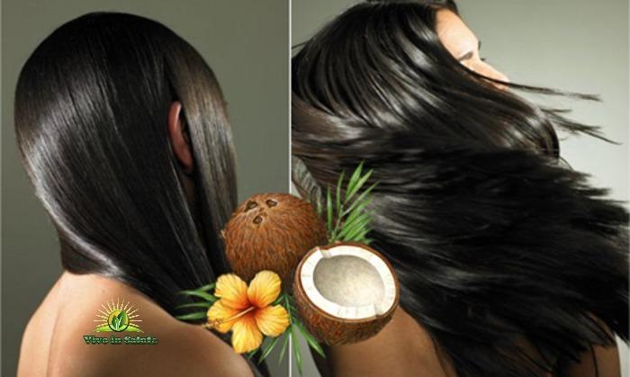 Olio solare protettivo per i capelli fai da te