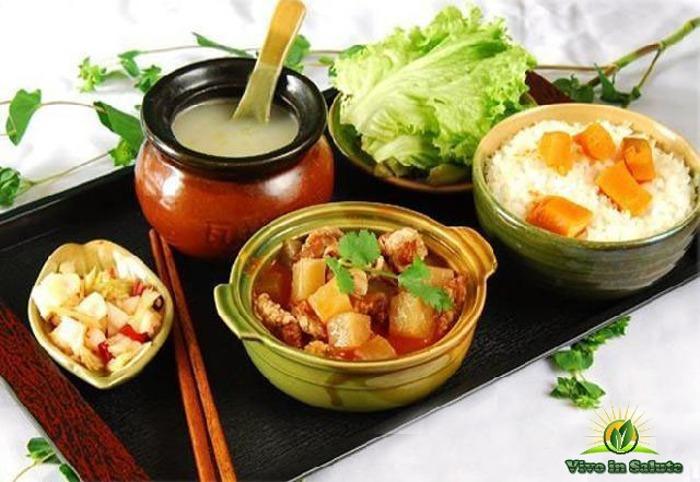 Dieta della Medicina Cinese