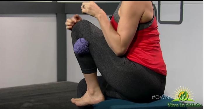Esercizio contro il male al ginocchio