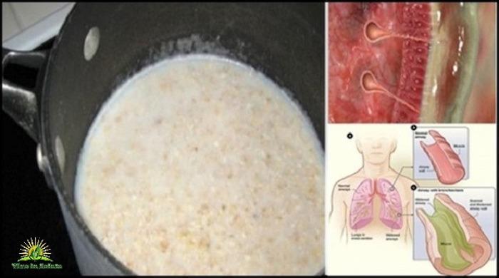 Muco dai polmoni e una spinta al sistema immunitario