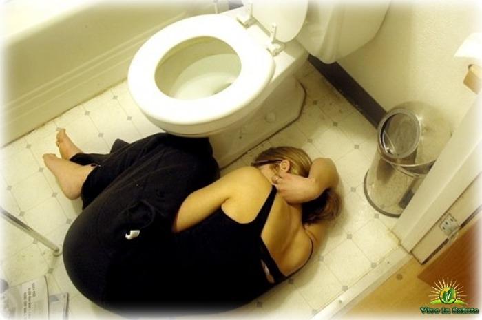 Rimedi naturali e trattamento omeopatico per vomito e diarrea