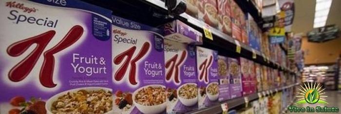 Cereali per la colazione sono pieni di pesticidi e ormoni
