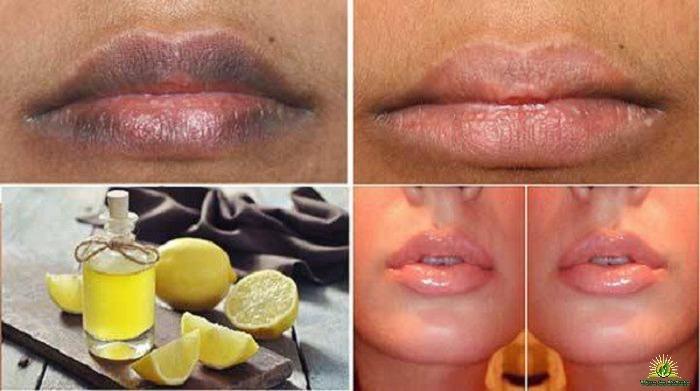 Labbra soffici e rosa in soli 10 minuti