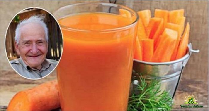 Succo di carota e la salute del cuore
