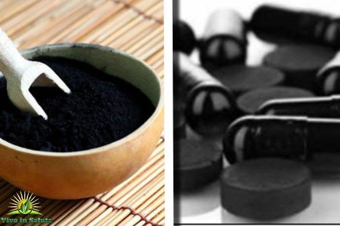 Carbone Attivo per disintossicare il nostro corpo