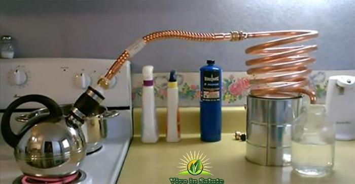 Come costruire un depuratore d'acqua semplice