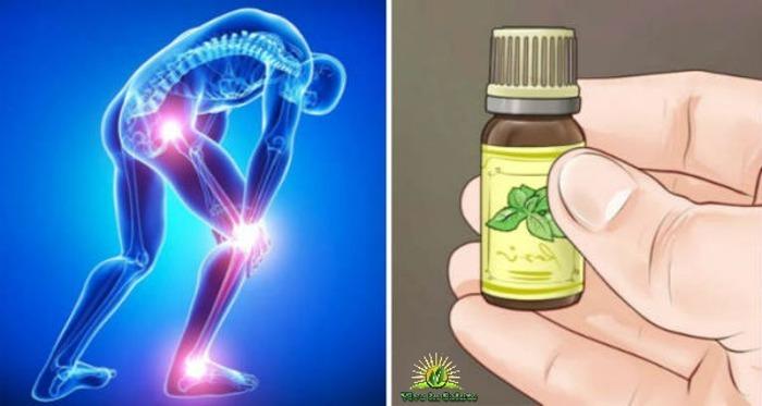 Strofinare questi oli essenziali direttamente sul nervo sciatico