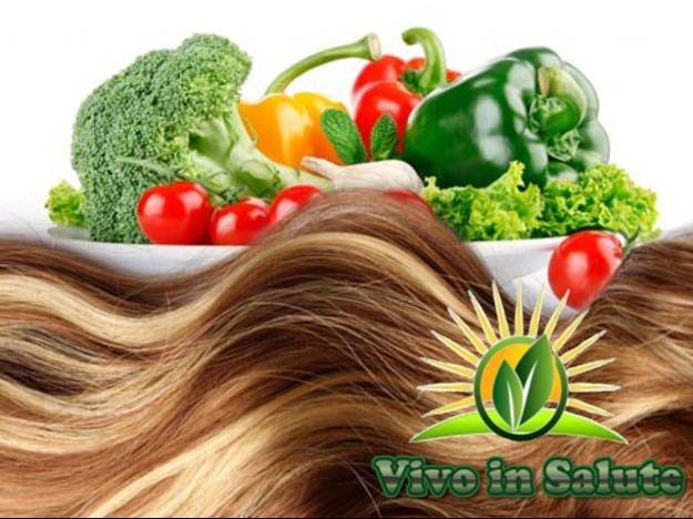 Biotina per capelli lucenti e unghie forti