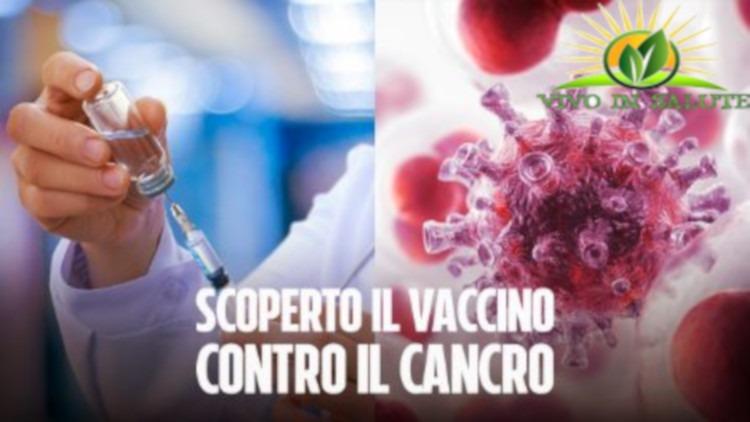 Nuovo vaccino contro il cancro