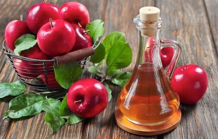 Aceto di mele rimedi naturali