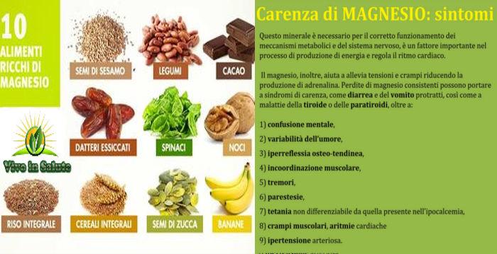 Carenza-di-magnesio