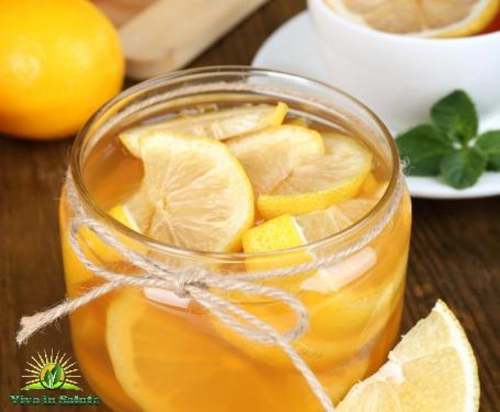 Limone in salamoia