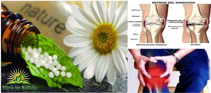 Omeopatia nel trattamento di osteoartrite del ginocchio
