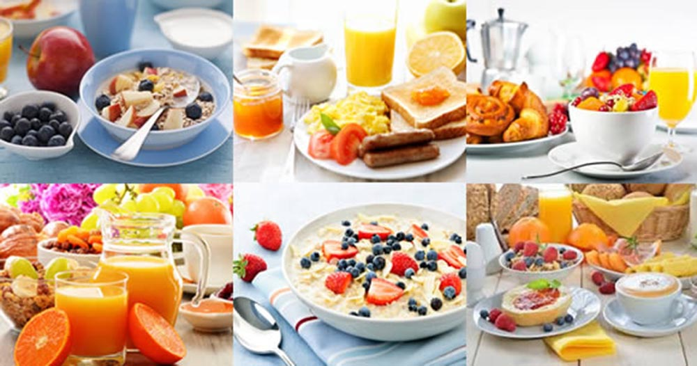 Colazioni per attivare la perdita di peso al mattino