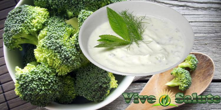 Yogurt ai broccoli per tumore del colon